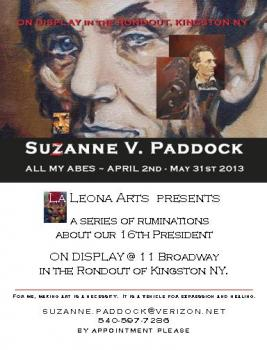 All my Abes by Suzanne V. Paddock